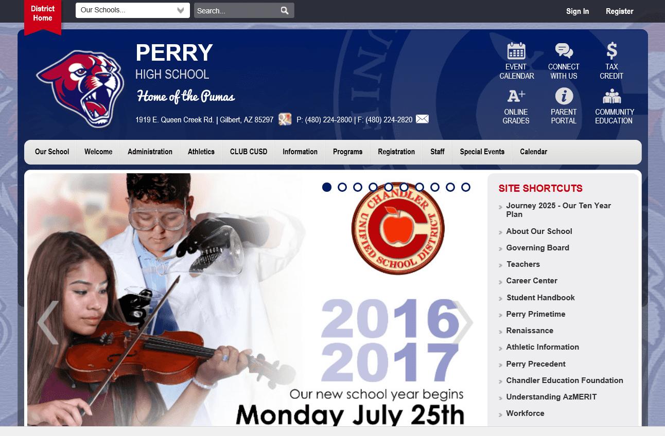 Perry High School